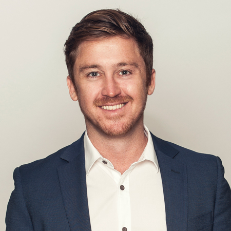Tasman Page, Marketing Director of Menulog Australia and New Zealand