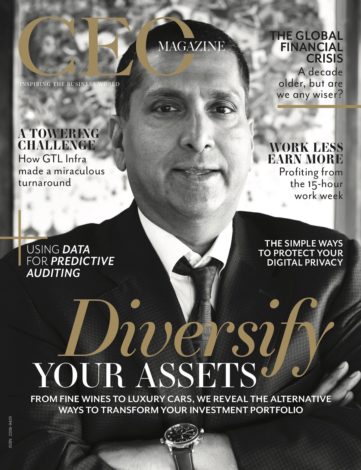 August Issue India The CEO Magazine
