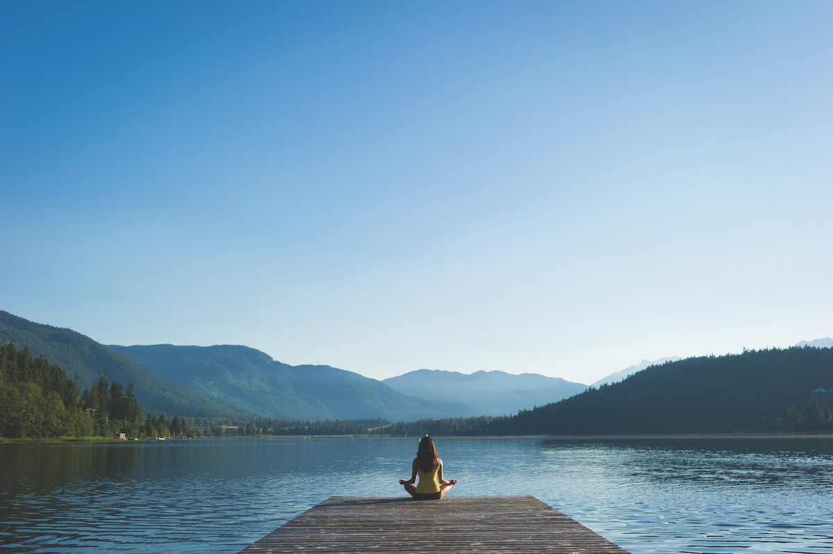 Meditation health and wellbeing