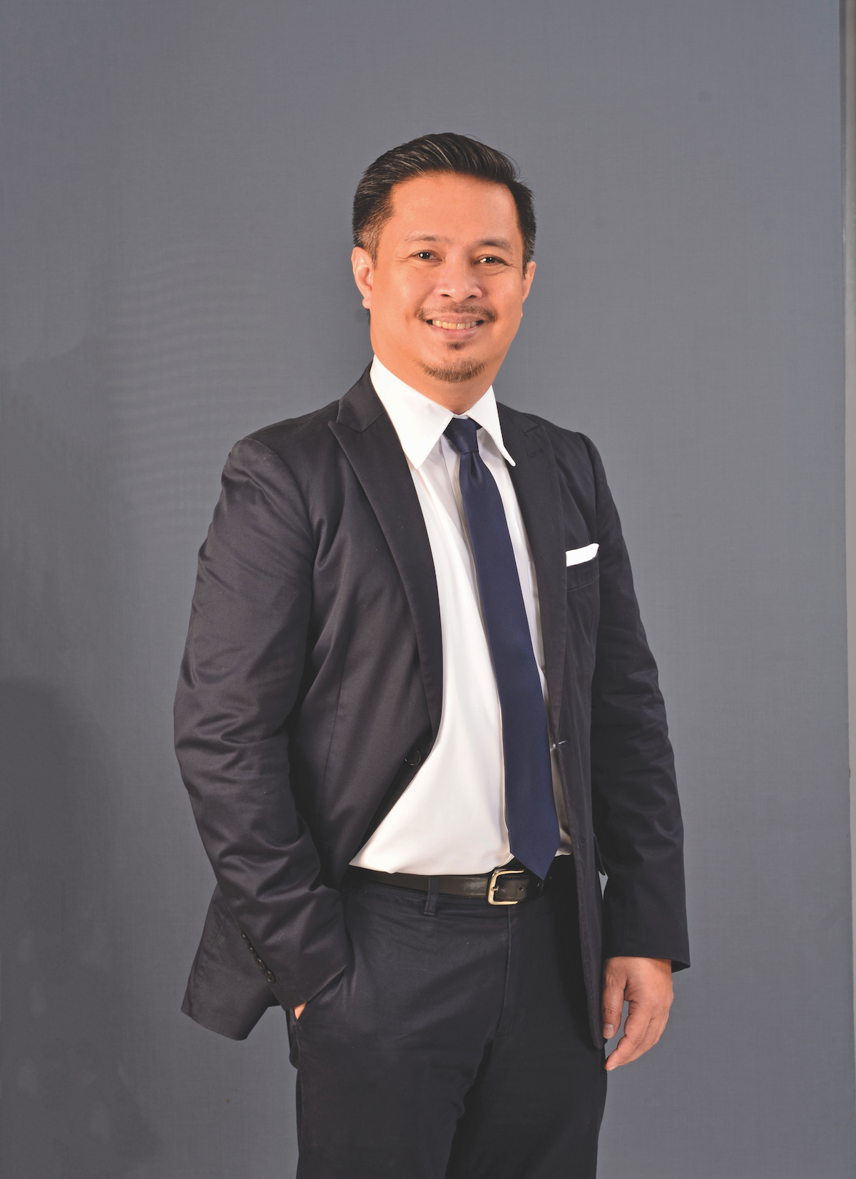 Jay Daniel, Santiago General Manager of Philippine Ports Authority