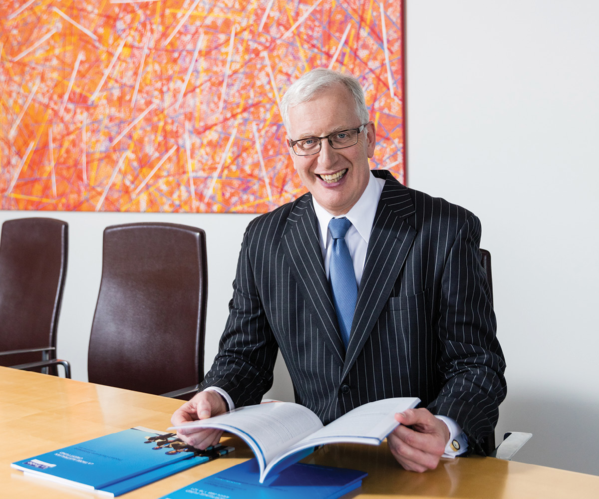 Greg O'Neill, President & CEO of La Trobe Financial