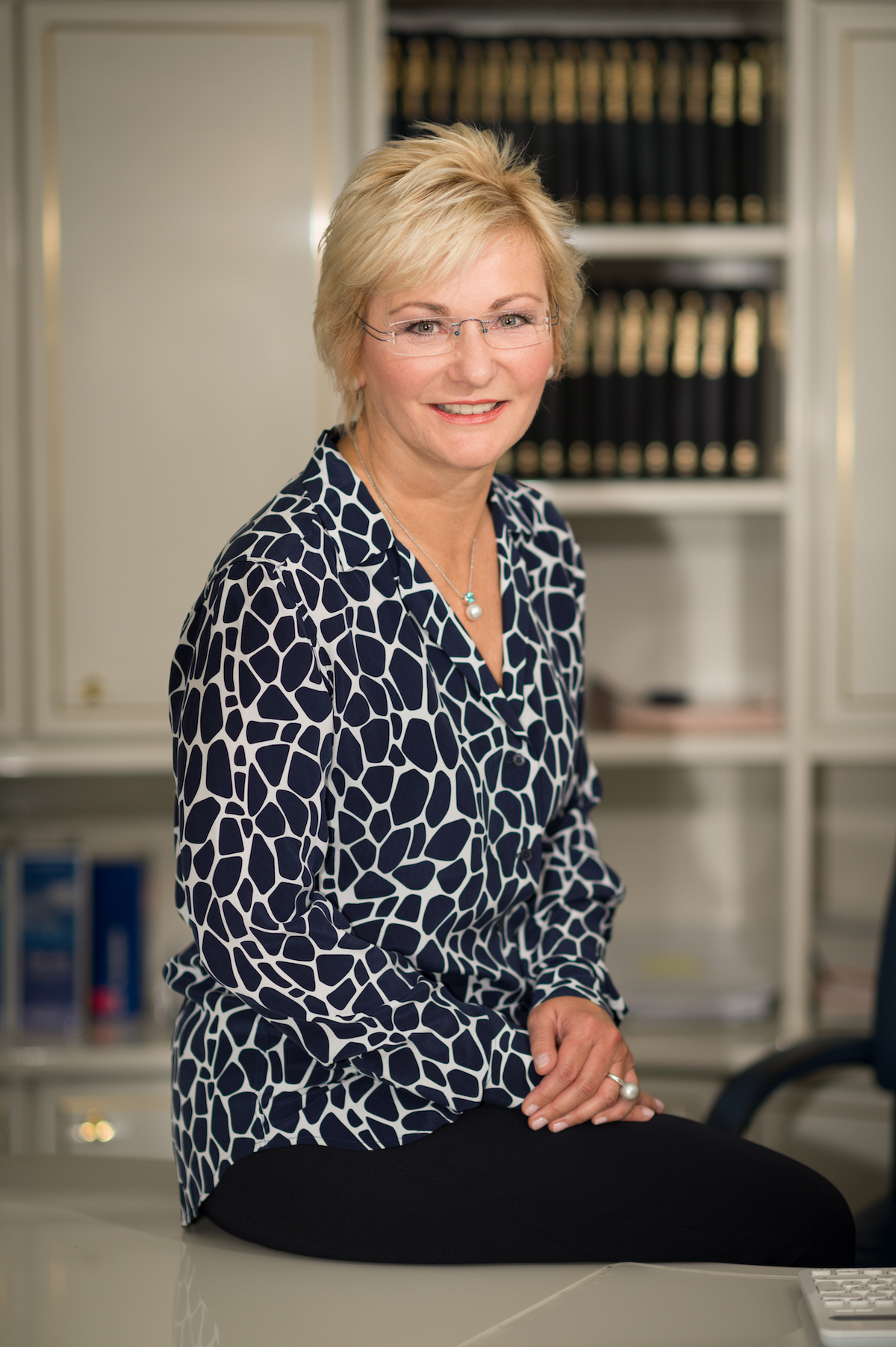 Marlis Weidtmann, CEO and Managing Director of Effecten-Spiegel AG