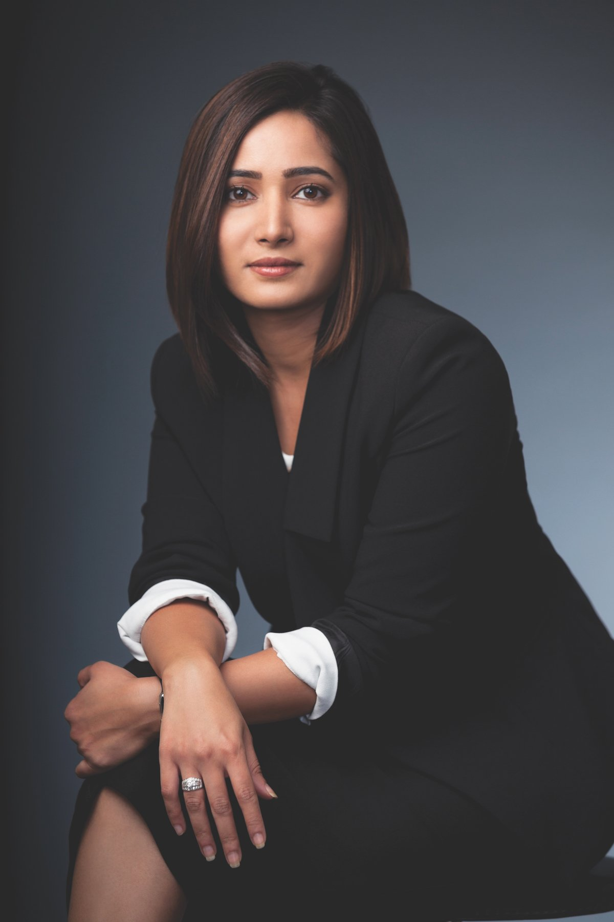Nadia Chauhan, Managing Director of Parle Agro
